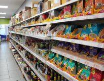 Overzicht supermarkt 4